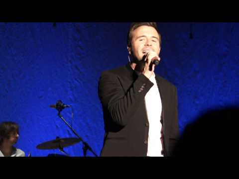Shane Filan - Beautiful In White (live In Hong Kong 2014) video
