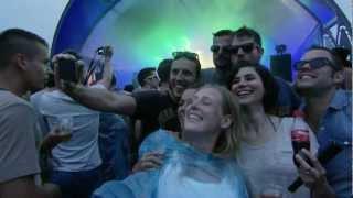 Ame at Tomorrowland 2012