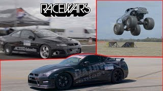 Racewars 2019 - Australia's fastest runway event and epic Sprint - New National Record Set!