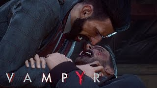 VAMPYR · McCullum Boss Fight (Bury the hatchet Trophy) | Both Choices
