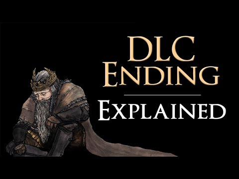 Dark Souls 2's DLC Ending: Explained!