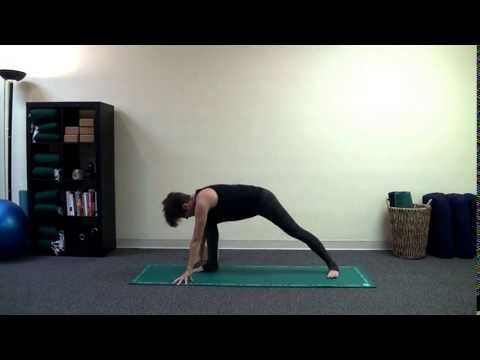 60-minute Refresh For The Hips, Spine, And Shoulders