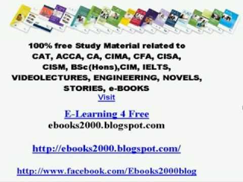 bsc it books download pdf