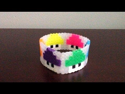 DIY: Perler Bead Bracelet!