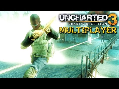 """Uncharted 3 Multiplayer [ PS3 ] """"the Dry Docks Saints!"""" TDM - Dry Docks Map"""