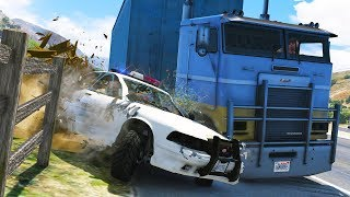 "GTA 5 - ""HARD TRUCK"" 