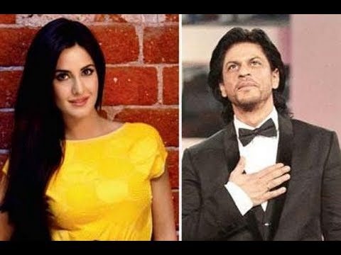 SRK Protects Katrina From The Paparrazi
