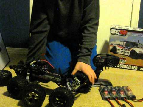 Upgrades to my Traxxas VXL Stampede 2WD