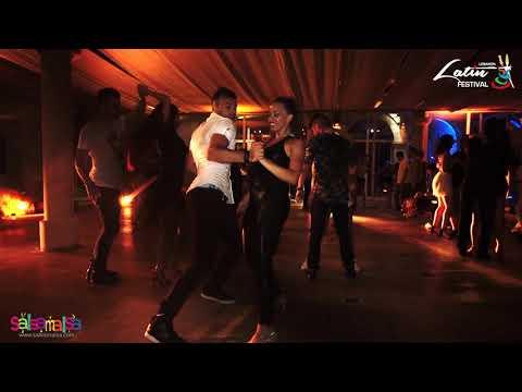 Jessica Diaz & Gregory Campillo (Bachata Social Dance)