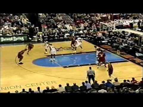 NBA Greatest Duels: Allen Iverson vs. Jerry Stackhouse (2001) *44 vs 34