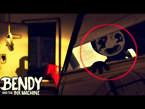 HACKING THROUGH SAMMY & RECORDING ROOM!! | Bendy and the Ink Machine [Chapter 2] Cheats & Glitches