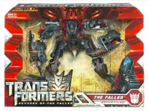 critica a los juguetes de transformers 1. 2. 3. y 4 part 1