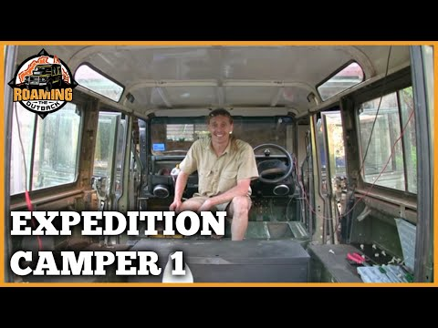 Land Rover Defender Expedition Camper Upgrade Part 1