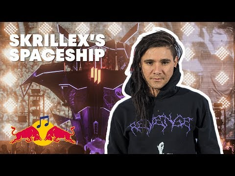 Let's Make a Space Ship - Skrillex Documentary