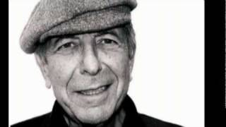 Leonard Cohen-If it be your will