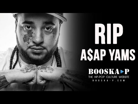 A$ap Rocky talks about the late A$Ap Yams