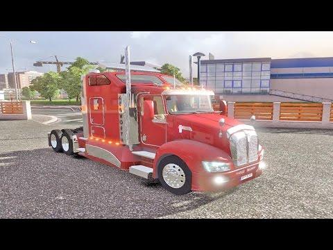 Kenworth T660 ETS2 +Download (Euro Truck Simulator 2)