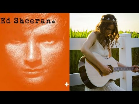 A Team - Ed Sheeran Guitar Lesson