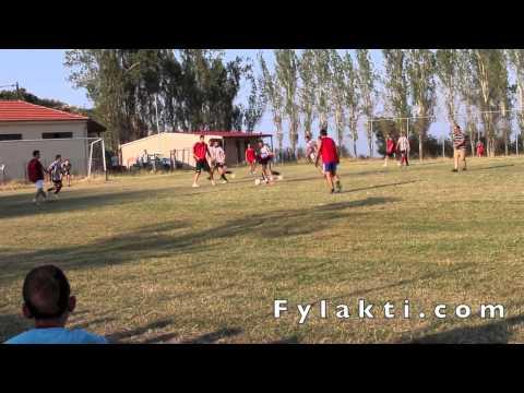 Τουρνουά Ποδοσφαίρου Λίμνης Πλαστήρα 2014 : Φυλακτή - Νεοχώρι 2-3