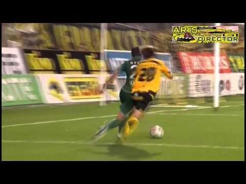 Aris vs. Panathinaikos 0-1 (Superleague - 2010/2011)