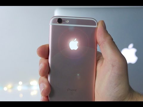 Glowing Apple Logo iPhone 6S Mod - How To & Should You?