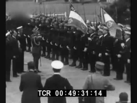 Gen Rydz &Aring;mig&Aring;y we Francji 1936 Cz I