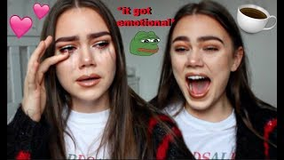 REACTING TO OLD/UNSEEN CRINGE PHOTOS *EMBARRASING* | Flossie