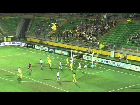 «Анжи» 5 — 1 «Динамо»