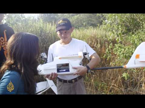 earthrise - Conservation Drones & Urban Mining