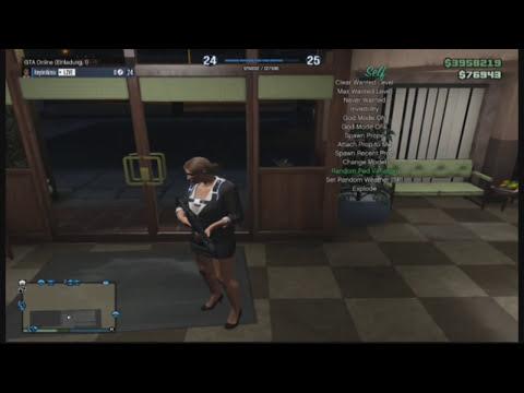 GTA 5 Online - DNS CODES SIND ZURÜCK [PATCH 1.17] !!!! Geld Modden usw | Mod Menü bekommen
