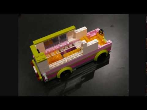 [HD] Building LEGO Friends 3184 Adventure Camper