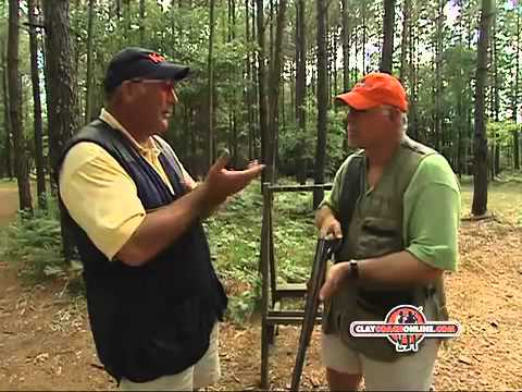 How to Shoot Sporting Clays: Rabbit Double Trouble