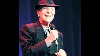 Watch Leonard Cohen Be For Real video
