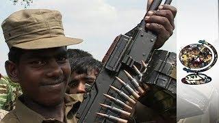 Tamil Tiger Guerrillas Divide Sri Lanka (2002)