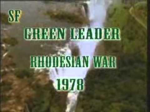 SADF songs parachutists Rhodesian War