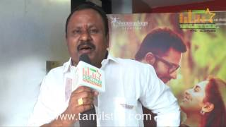 Producer Pollachi  V Visu At Mupparimanam Movie Team Interview