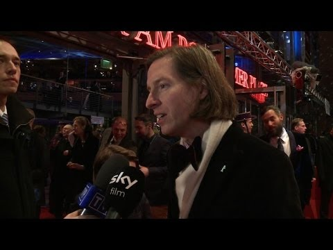 Wes Anderson revives lost Europe at Berlin film fest