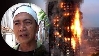 chay chung cu carina - Đám tang THƯƠNG TÂM của NAM BẢO VỆ cứu hơn 40 người vụ cháy CHUNG CƯ CARINA