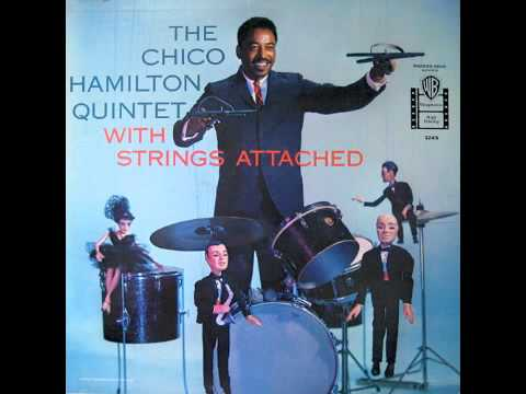 The Chico Hamilton Quintet - Pottsville, USA