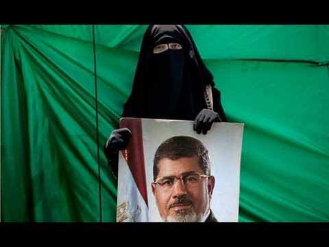 Mohamed Morsi's statement after being ousted by Egypt's military