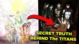 Everything is a LIE! What's Inside The Basement in Attack on Titan Explained