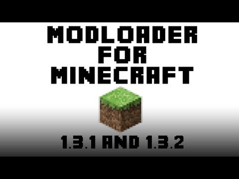 How to Install Modloader for Minecraft 1.3.1 and 1.3.2 (Mac OSX 10.6+)