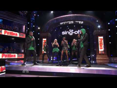 The Sing Off - Urban Method - Poison by Bell Biv DeVoe