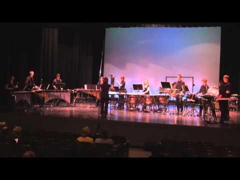 April 27, 2012 - Cross Currents - Arrowhead High School Percussion Ensemble Concert