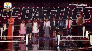វគ្គសង្គ្រោះ - Save (The Battles Week 3 | The Voice Kids Cambodia Season 2)