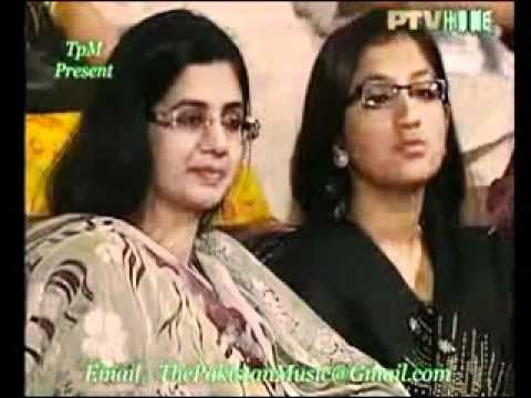 Fariha Parvez   Wey Main Terey Lar Saeed Pano Akil 03013194233 video