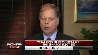 Doug Jones on Fox News Sunday