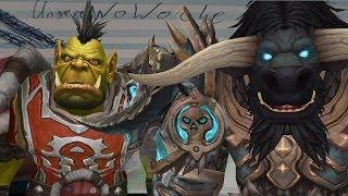 UNSERE WOWOCHE #1 | World of Warcraft Talk / Podcast - Mainchar wechseln, G'huun HC & Inseln