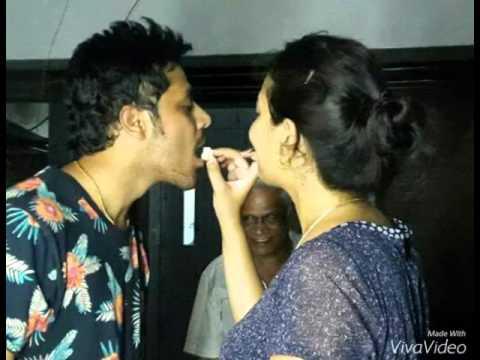 Geetha Madhuri birthday video Photo Image Pic