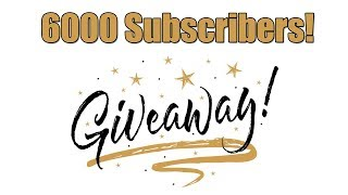 6000 Subscriber Give Away  - 1 oz Silver Round Plus Bonuses (Open)
